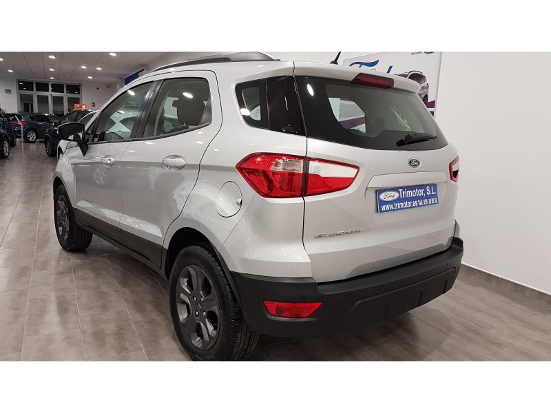 Ford EcoSport 1.5 TDCi EcoBlue 73kW (100CV) S&S Trend+