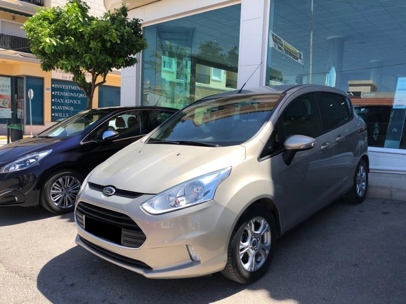 Ford B-MAX 1.0 EcoBoost 100 Trend