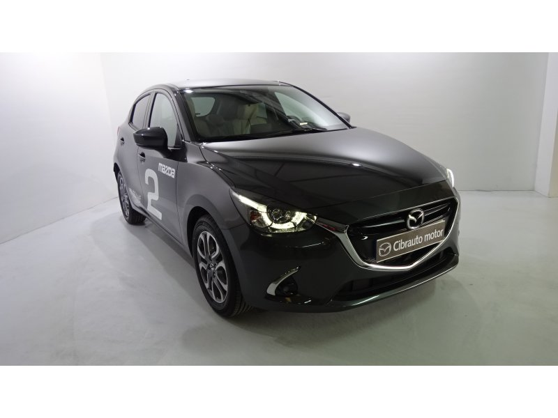 Mazda Mazda2 1.5 GE 85kW Safety White Navy Zenith