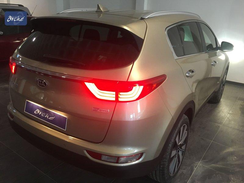 Kia Sportage 2.0 CRDi VGT 100kW (136CV) 4x4 GT Line