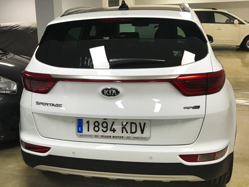 Kia Sportage 1.7 CRDi VGT 85 kW 4x2 Eco-Dynam GT Line