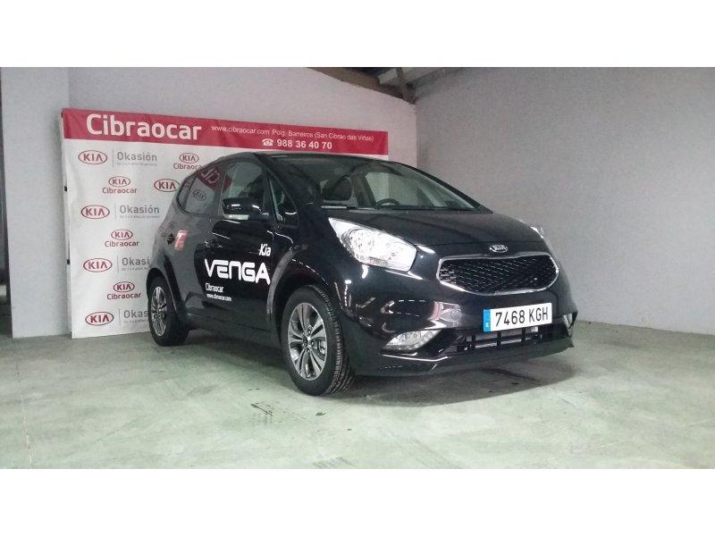 Kia Venga 1.4 CVVT 66kW (90CV) Drive