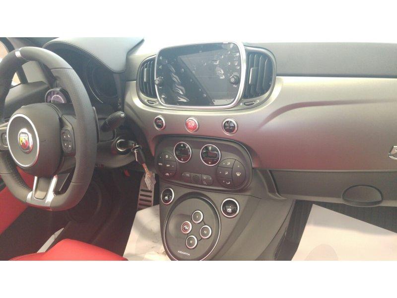 Abarth 500C 595C TURISM S4 165kW E6 Turismo