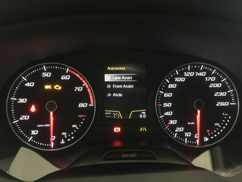 SEAT Nuevo León 1.4 TSI 125cv St&Sp Style VISIO
