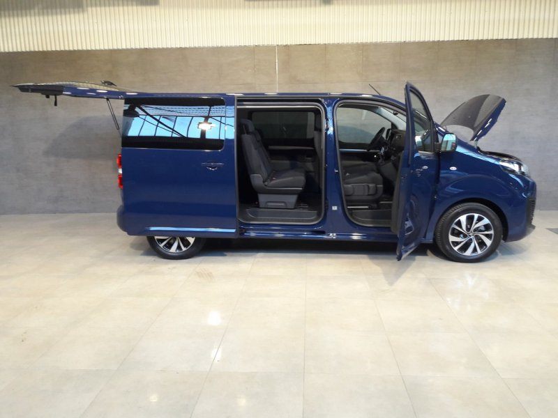 Citroen Spacetourer Talla M BlueHDi 88KW (120CV) Business
