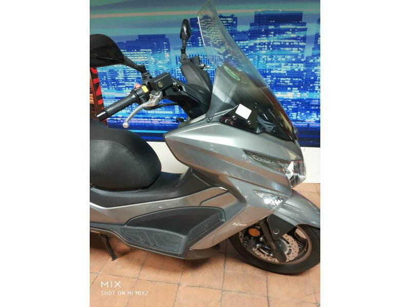 Kymco Grand Dink 125 4T NEW GRAN DINK ABS