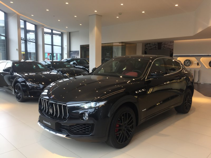 Maserati Levante V6 275 HP D AWD GranSport