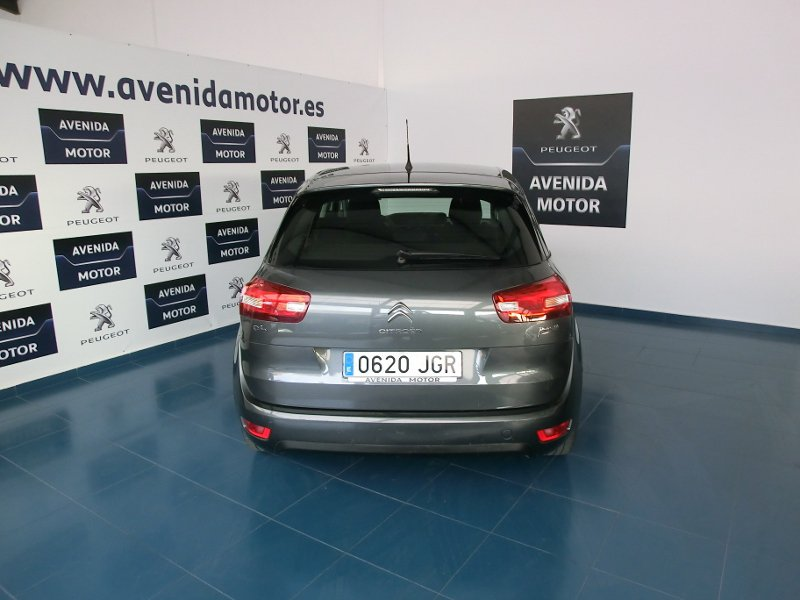 Citroen C4 Picasso 1.6 HDi 90cv Attraction