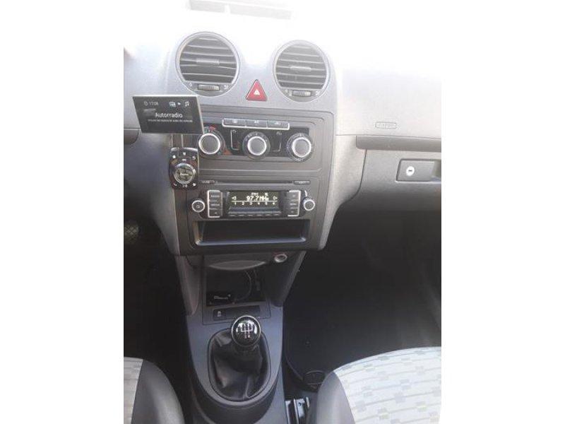 Volkswagen Caddy 1.6 TDI 102cv 3p Furgón