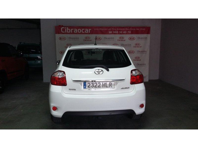 Toyota Auris 2.0 D-4D 126 CV Advance