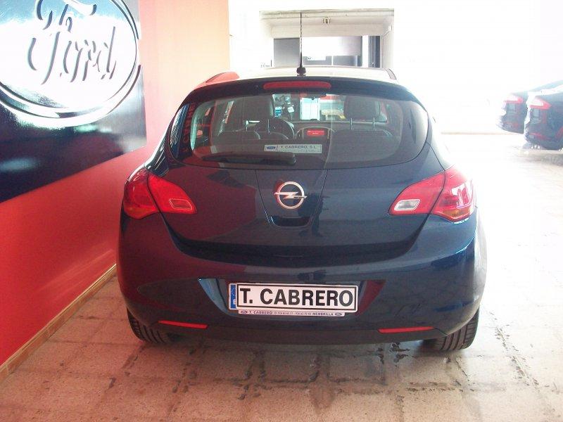 Opel Astra 1.7 CDTi 125 CV Selective
