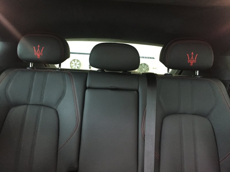 Maserati Levante V6 350 HP AWD GranSport