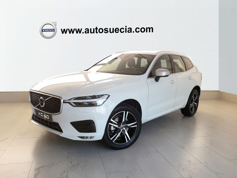 Volvo XC60 2.0 D3 R-design Manual R-Design