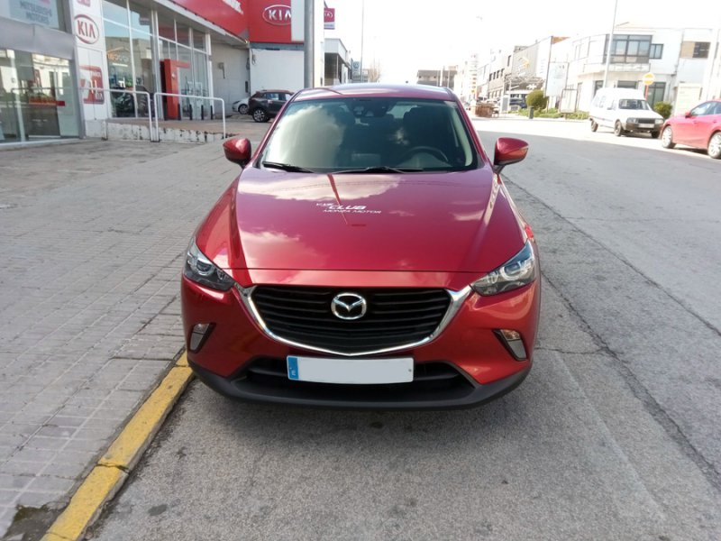 Mazda CX-3 1.5 SKYACTIV DE 2WD Style+ Nav