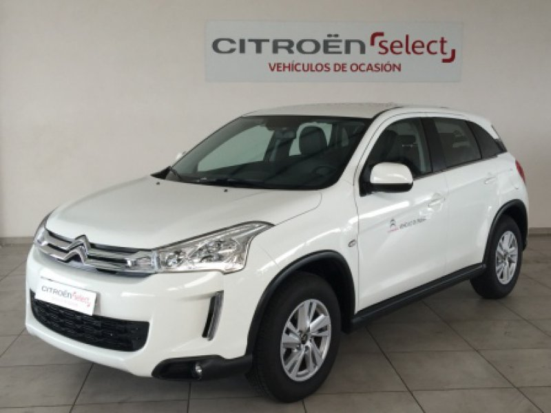 Citroen C4 Aircross HDi 115cv Stop & Start 6v 2WD SEDUCTION Seduction