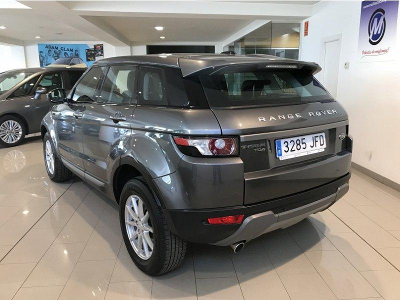 Land Rover Range Rover Evoque 2.2L TD4 150CV 4x4 Auto. Pure