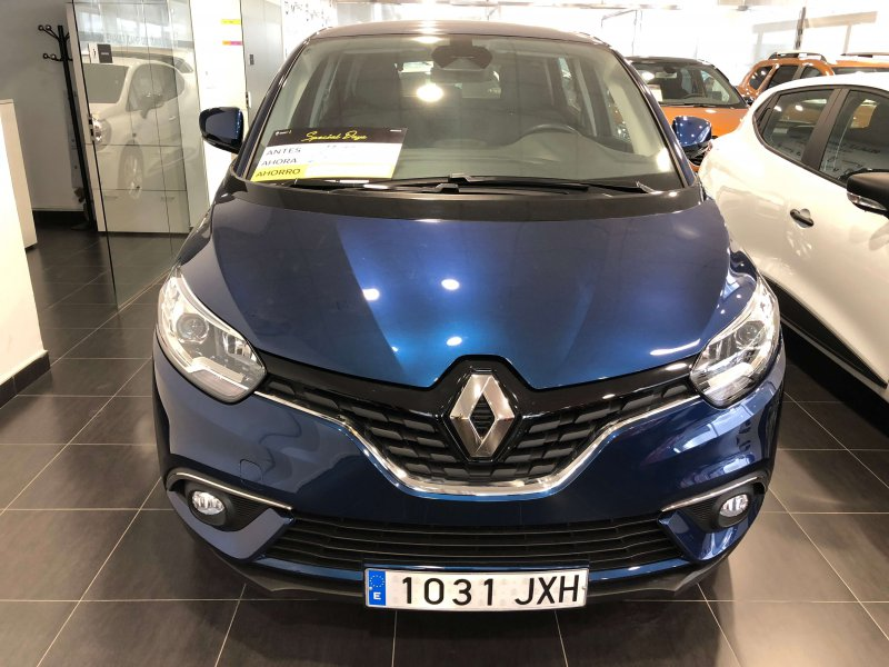 Renault Scénic dCi 110 Intens