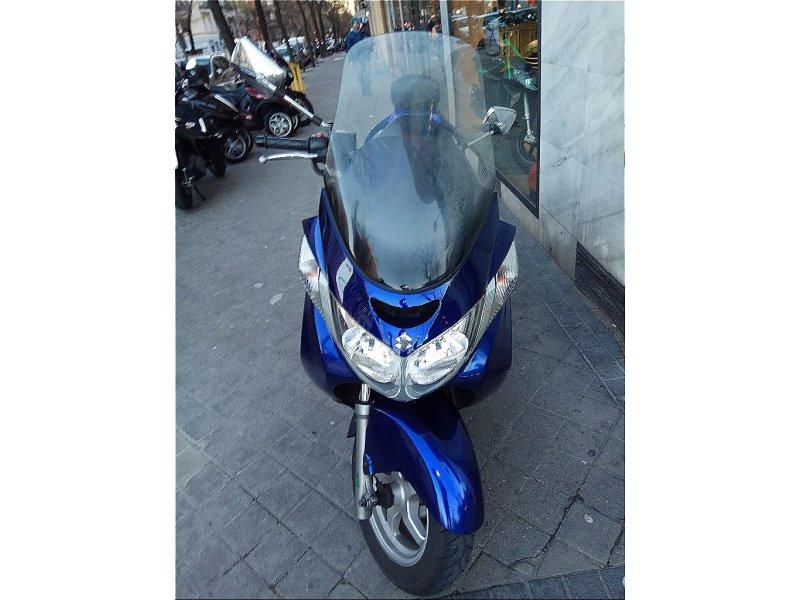 Suzuki-Moto Burgman 200 4 TIEMPOS 250 CC 250 CC