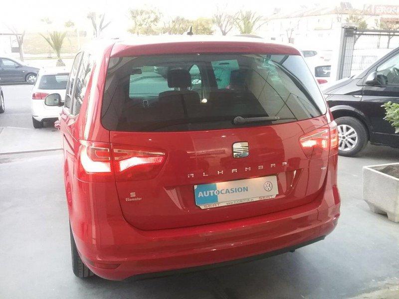 SEAT Alhambra 2.0 TDI 140 CV Start&Stop DSG Style