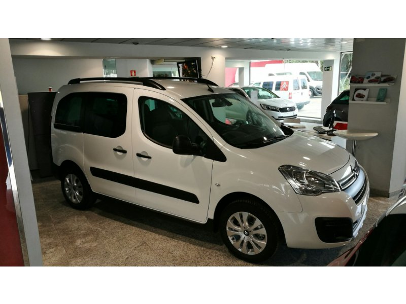 Citroen Berlingo BlueHDi 100 Largo -