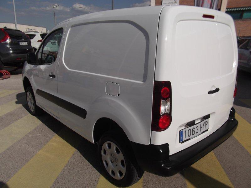 Peugeot Partner Furgón 4x4 1.6 HDi 90cv Extreme