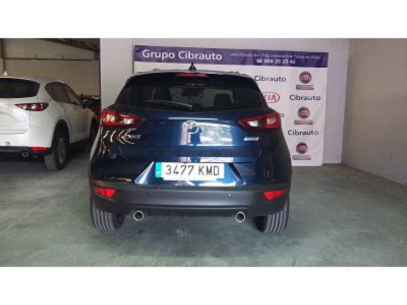 Mazda CX-3 1.5 SKYACTIV DE 77kW 2WD+NAVI Luxury