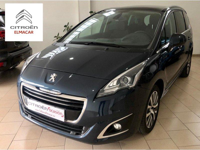 Peugeot 5008 2.0 HDI 163 FAP Automático Allure