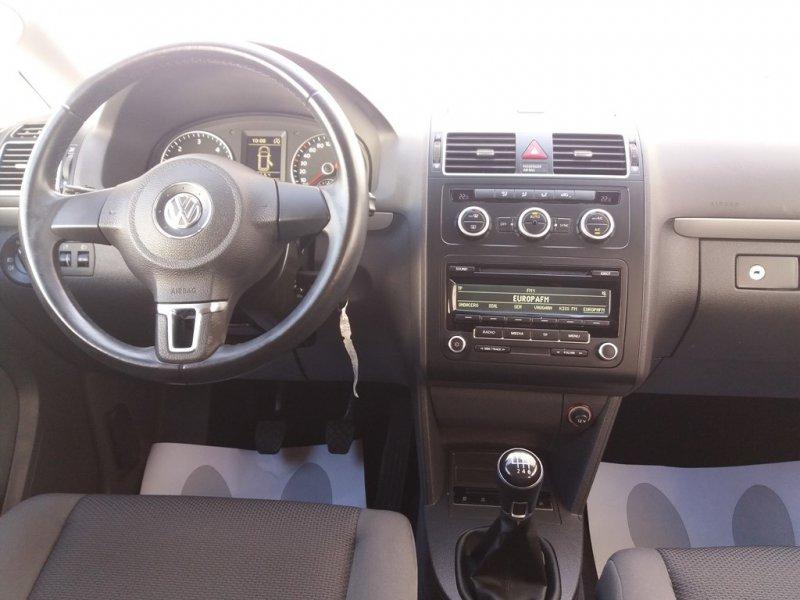 Volkswagen Touran 1.6 TDI 105 cv Edition Bluemotion