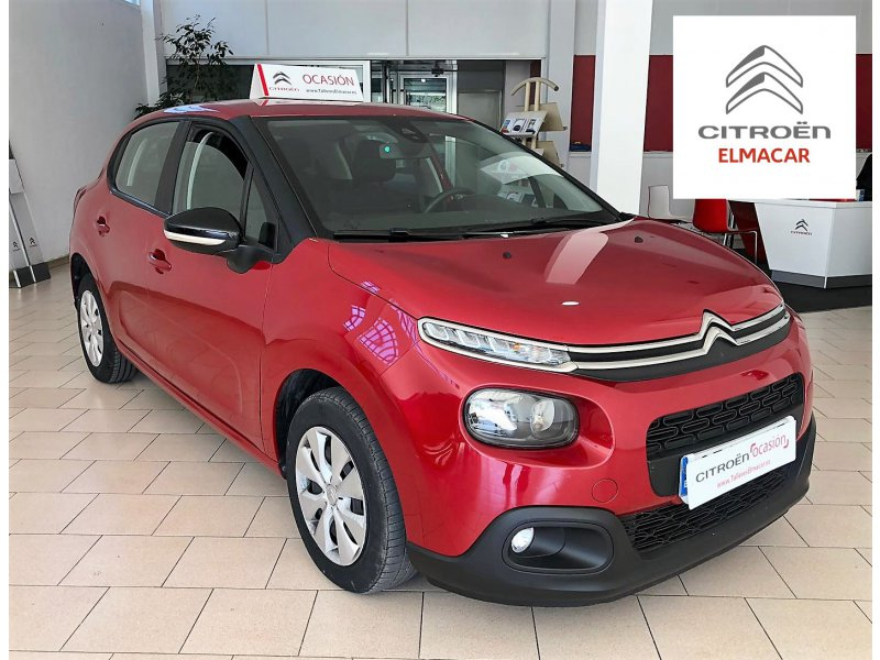 Citroen C3 BlueHDi 55KW (75CV) S&S 83g BUSINESS Business
