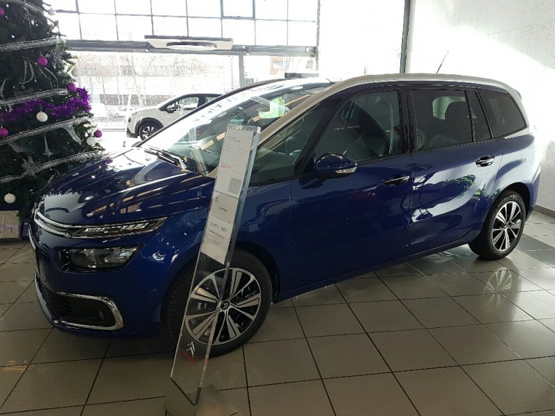 Citroen Grand C4 Picasso BlueHDi 100 Feel
