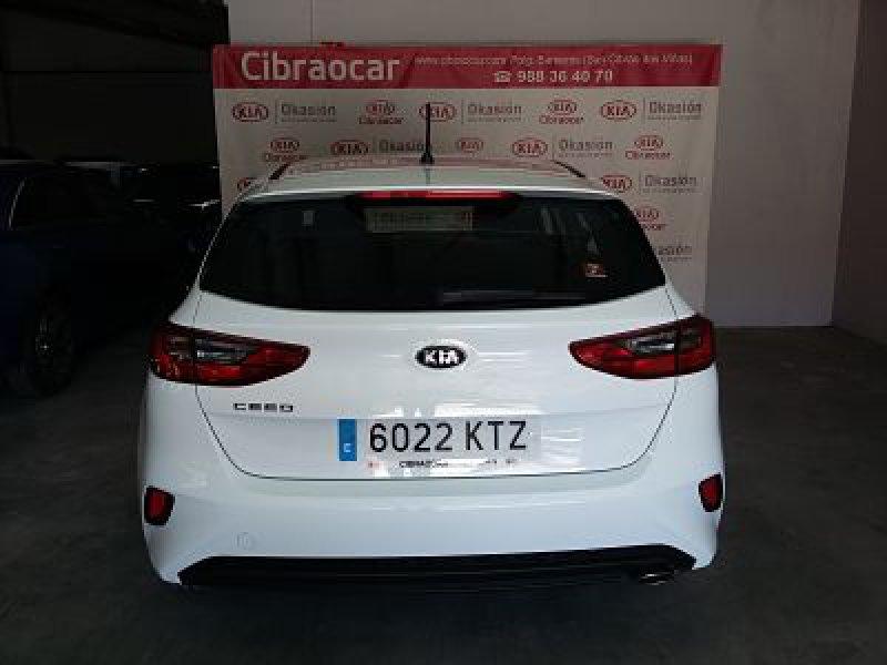 Kia ceed 1.4 CRDi WGT 66kW (90CV) Concept