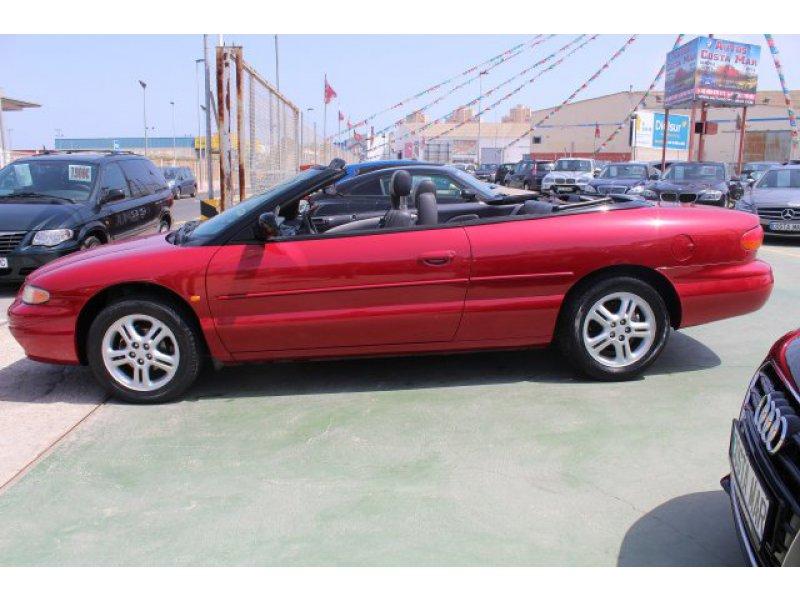 Chrysler Stratus 2.5 AUTO LX
