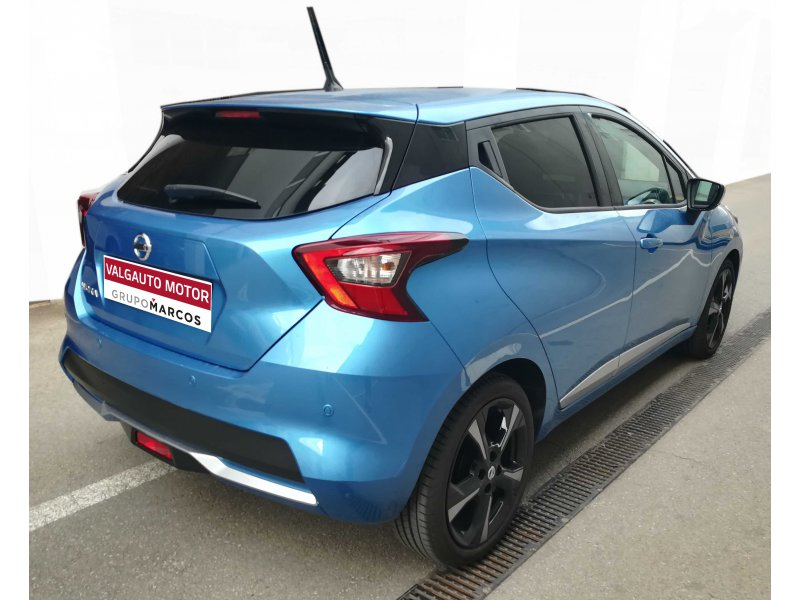 Nissan Micra 5p IG-T N-CONNECTA