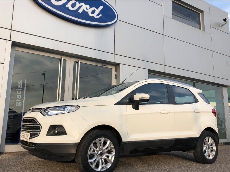 Ford EcoSport 1.5 Ti-VCT 112cv Trend