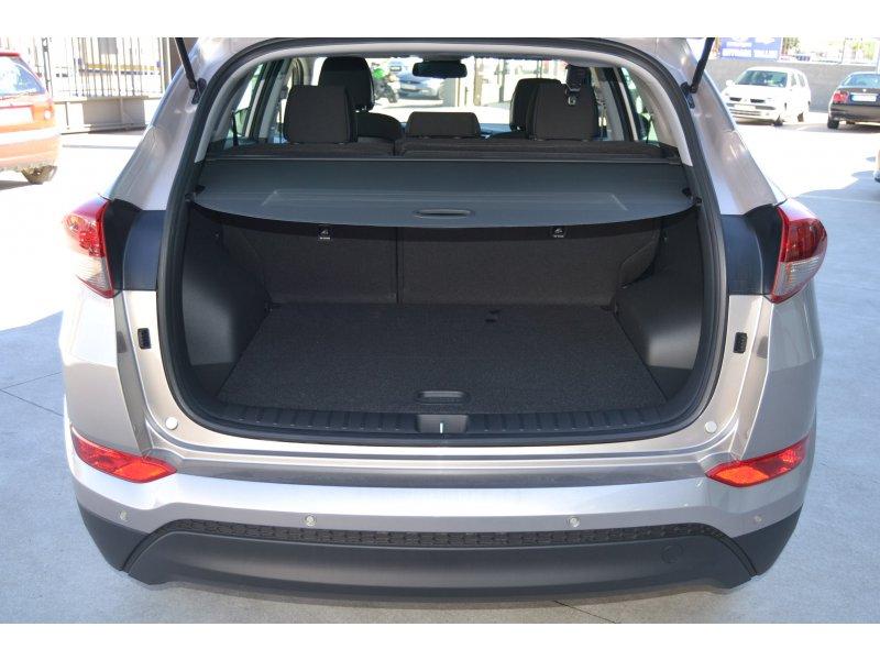 Hyundai Tucson 1.7L CRDi 115cv BlueDrive 4x2 Tecno