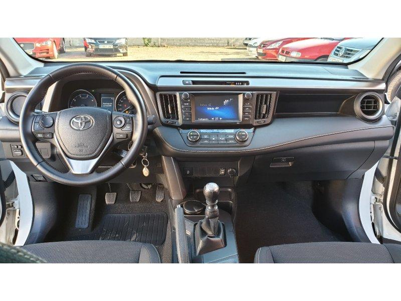 Toyota Rav4 2.0TD