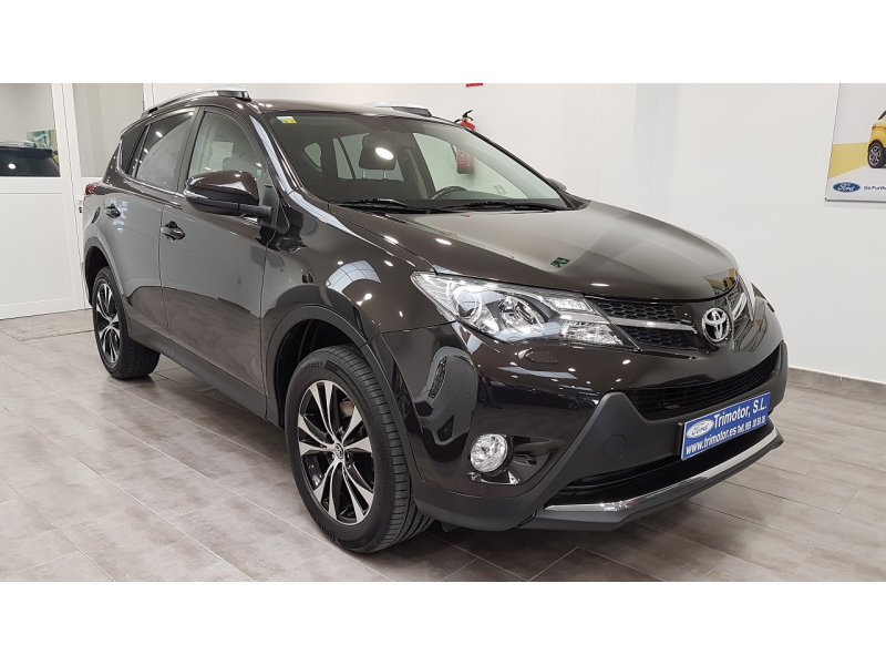 Toyota Rav4 120D AWD Advance