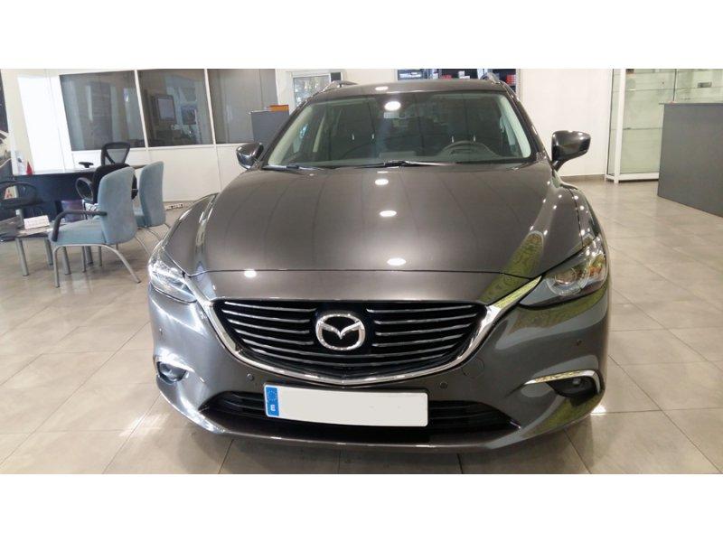Mazda Mazda6 2.2 DE 110kW (150CV) WGN Luxury