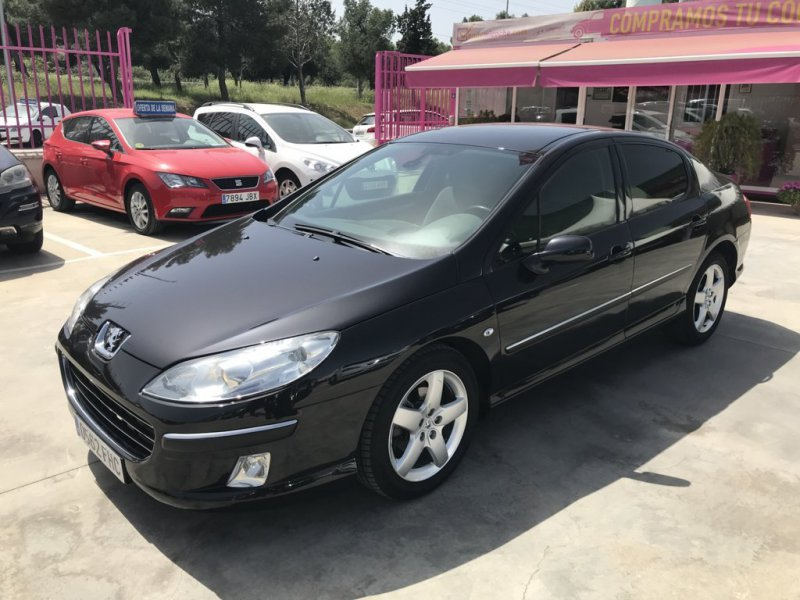 Peugeot 407 HDI 136 Automático ST Sport
