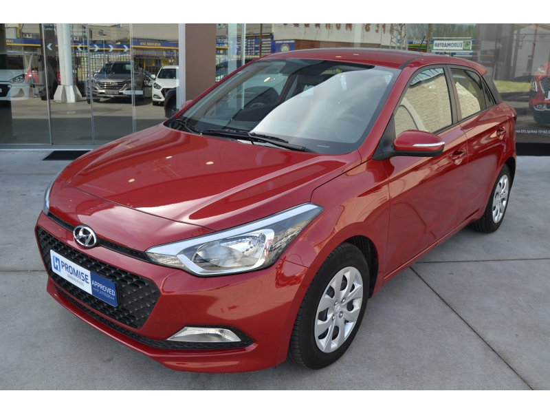 Hyundai I20 1.1 CRDi 75cv BlueDrive Essence