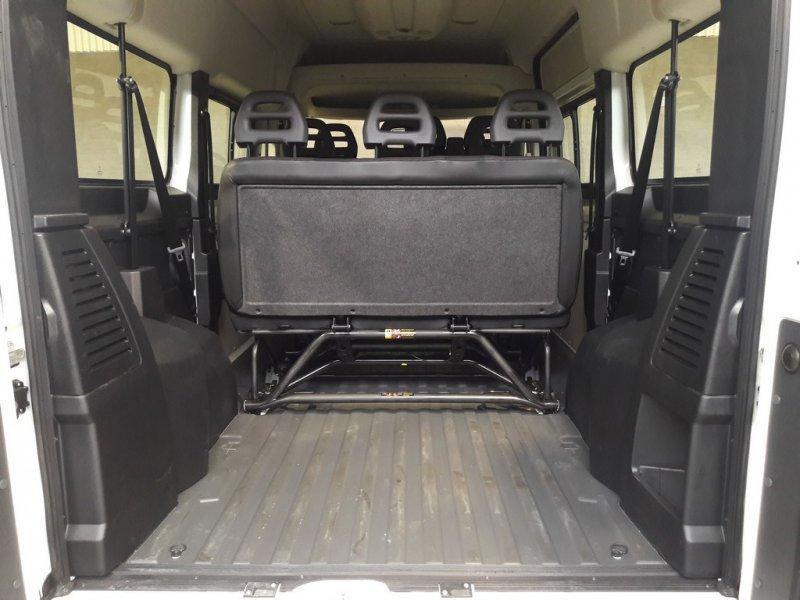 Citroen Jumper BlueHDi 81KW (110CV) Combi 33 L2H2 Combi