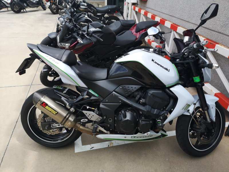 Kawasaki Z750 750