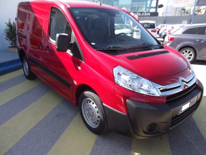 Citroen Jumpy 2.0 HDi 125 27 L1H1 Business