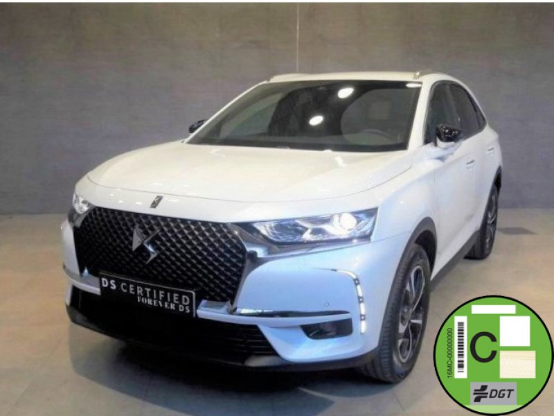 DS DS 7 Crossback PureTech 96kW (130CV) BE CHIC Be Chic