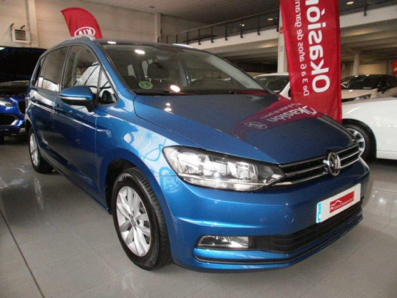 Volkswagen Touran 1.6 TDI SCR 115CV BMT 7 Plazas Advance