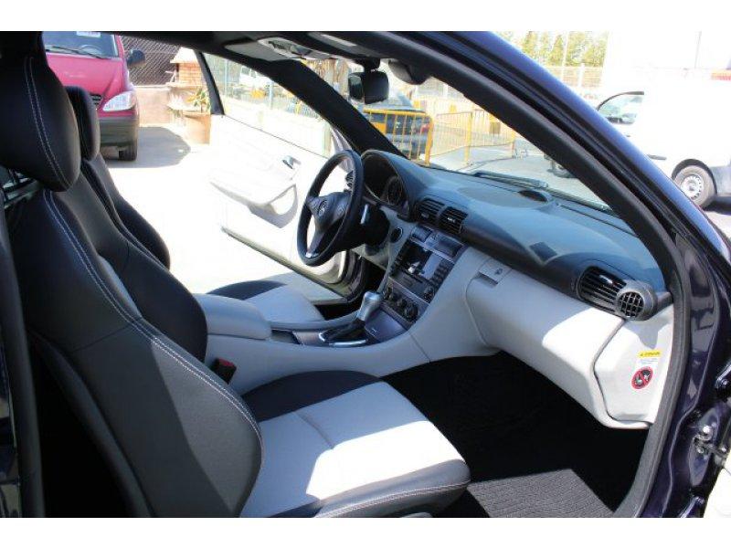 Mercedes-Benz Clase CLC CLC 220 CDI Avantgarde