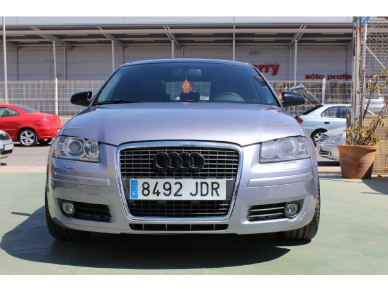 Audi A3 Sportback 3.2 quattro Ambition