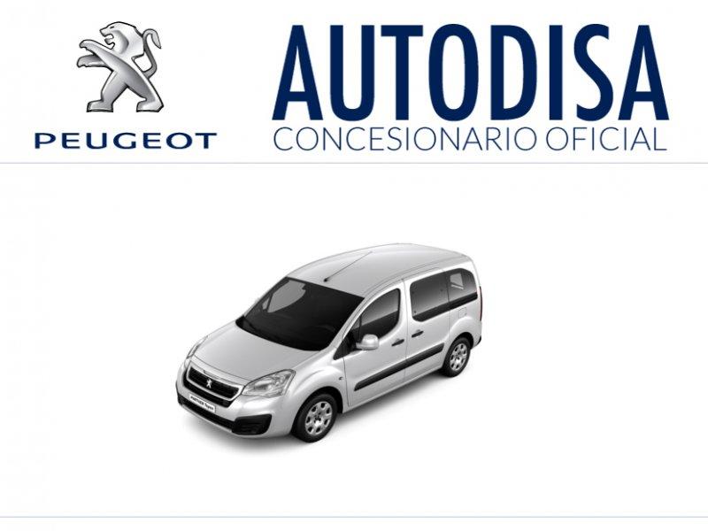 Peugeot Partner TEPEE 1.6 BlueHDi 73KW (100CV) Active