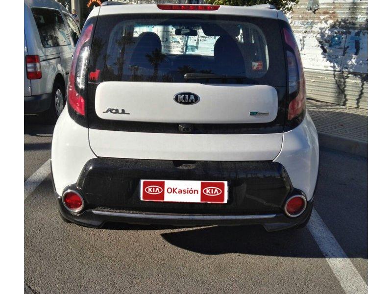 Kia Soul 1.6 CRDi 128CV Eco-Dynamics Concept