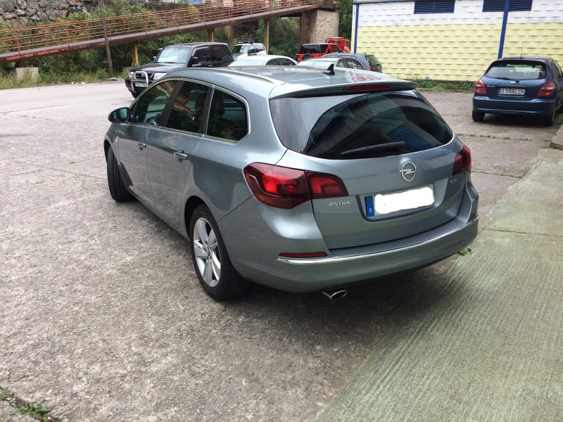 Opel Astra 2.0 CDTi ST Excellence
